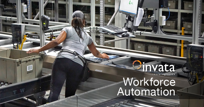 Workforce Automation: The Next Big Thing in Warehouse Automation
